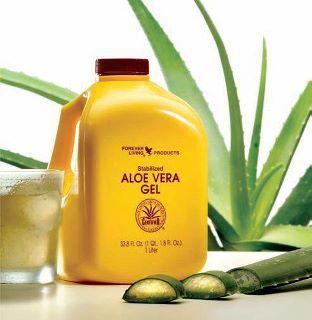 Boire de l'Aloe Vera pour votre Bien-Être