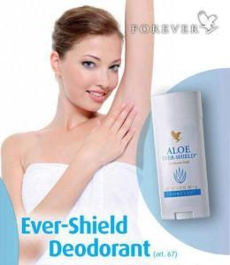 Déodorant naturel Aloe Ever Shield
